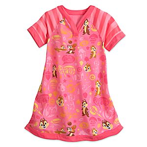 Chip 'n' Dale Nightshirt for Girls 4902055252121M