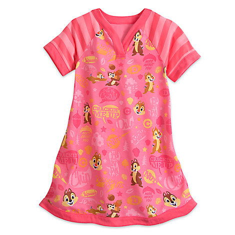 Chip 'n' Dale Nightshirt for Girls