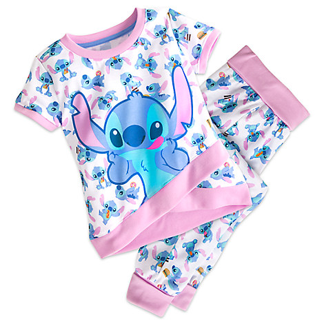 Stitch Sleep Set for Girls