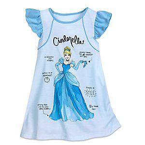 Image of Cinderella Nightshirt for Girls