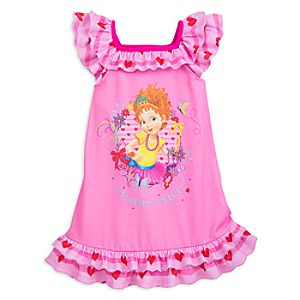 Image of Fancy Nancy Nightshirt for Girls