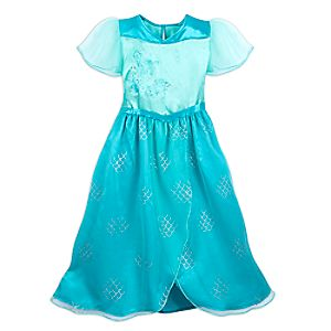 Image of Ariel Sleep Gown for Girls