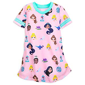 Image of Disney Princess Nightshirt for Girls