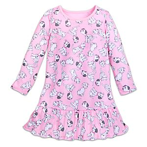 Image of 101 Dalmatians Nightshirt for Girls
