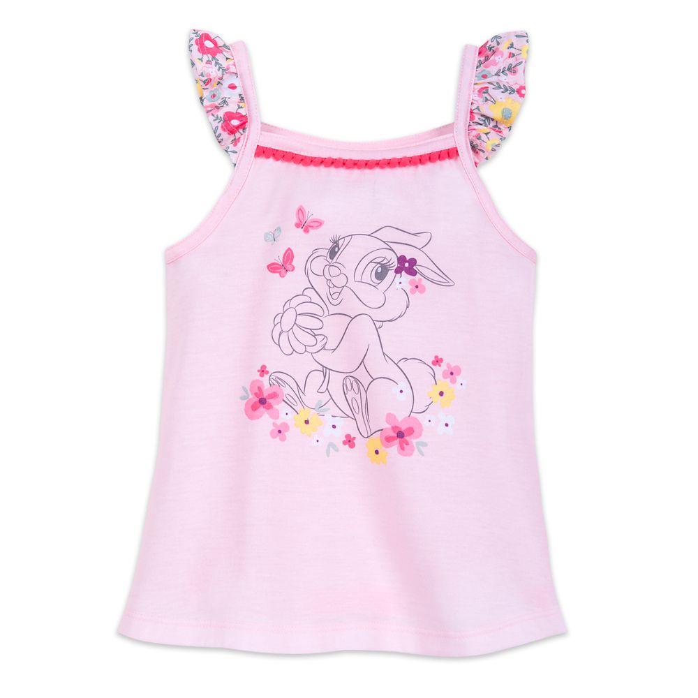 Miss Bunny Short Sleep Set for Girls – Bambi