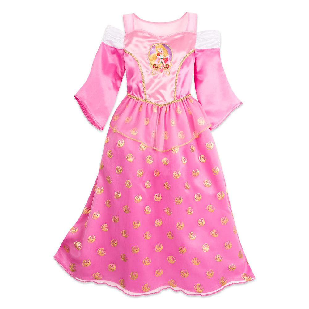 Aurora Sleep Gown for Girls Official shopDisney