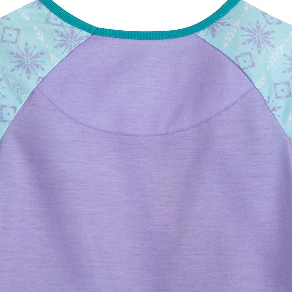 Anna and Elsa Long Sleeve Nightshirt for Girls – Frozen 2