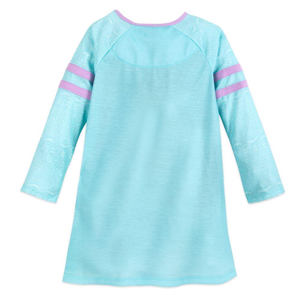 Jasmine Long Sleeve Nightshirt for Girls