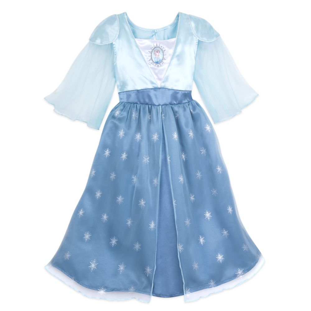 Elsa Nightgown for Girls – Frozen 2