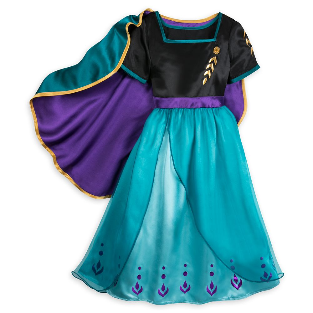 Anna Sleep Gown for Girls – Frozen 2
