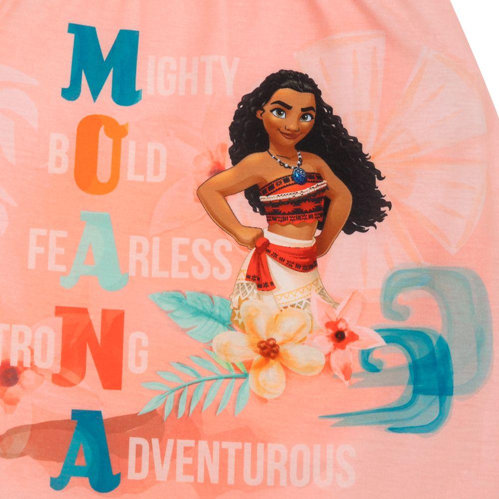 Moana Nightshirt for Girls