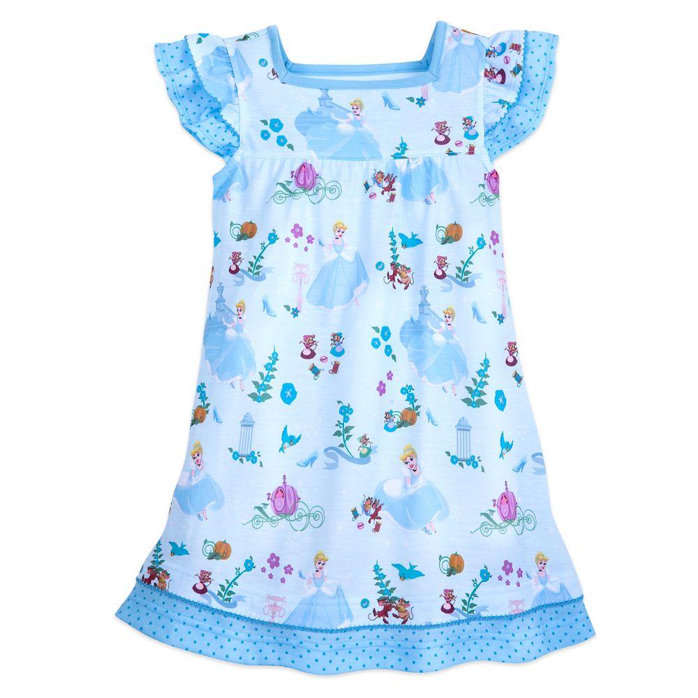 Cinderella Nightshirt for Girls