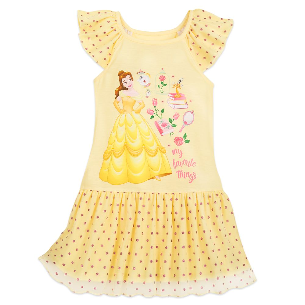 Belle Deluxe Nightshirt for Girls