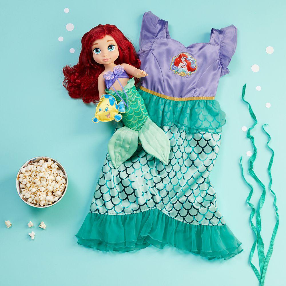 Ariel Sleep Gown for Girls