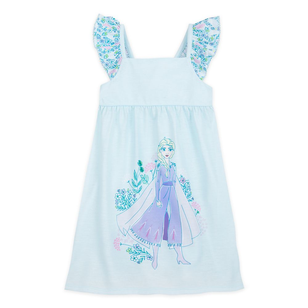Elsa Nightshirt for Girls – Frozen 2
