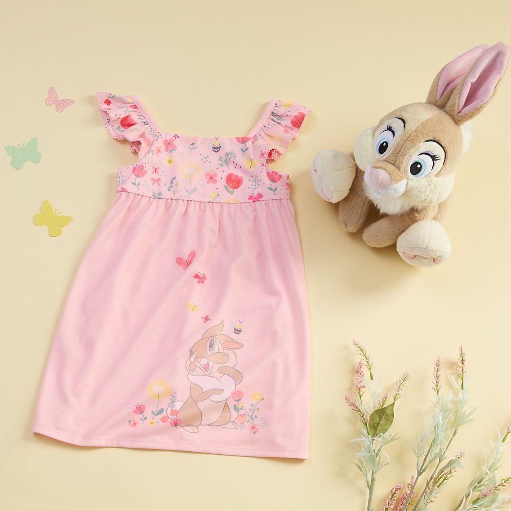 Miss Bunny Nightshirt for Girls – Bambi