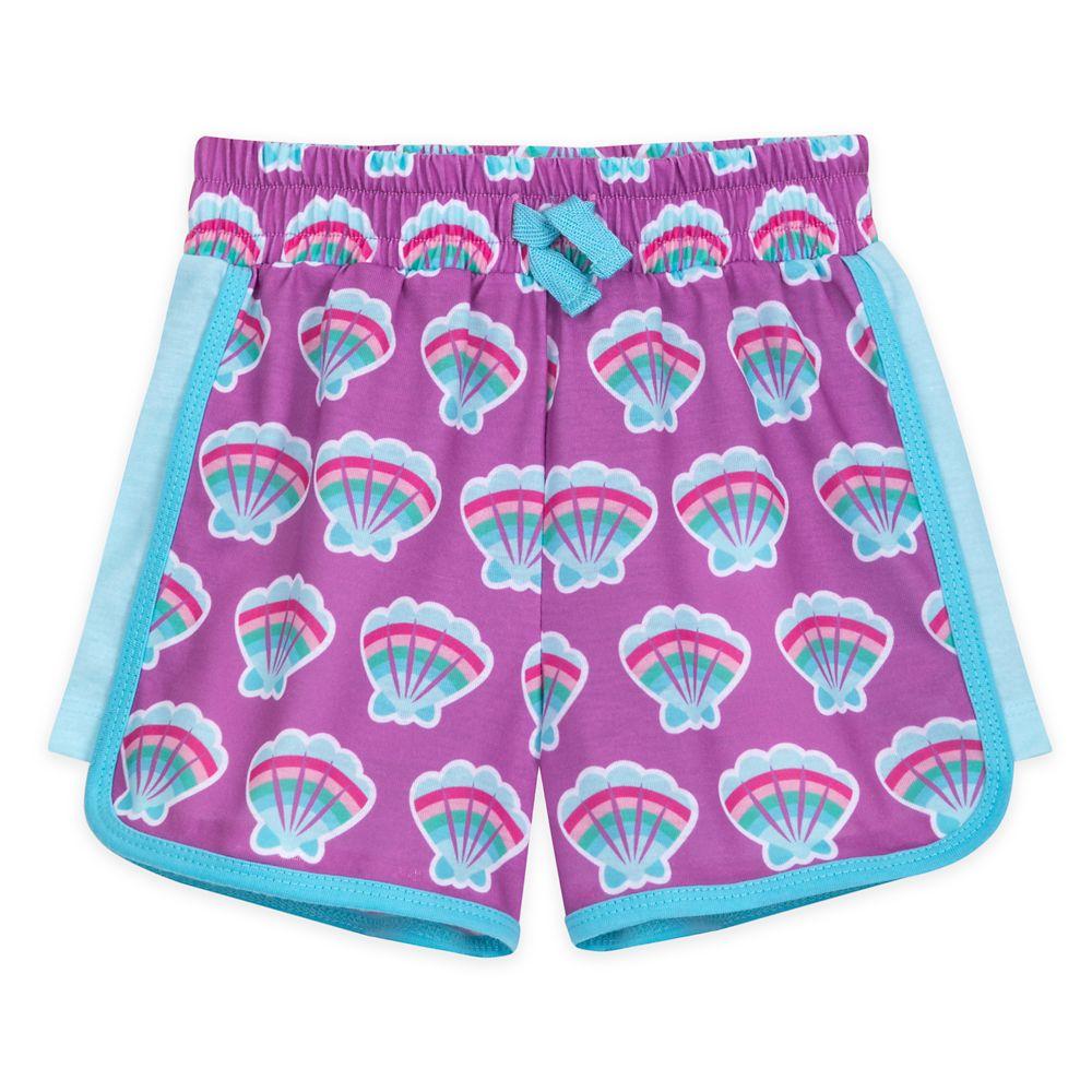 Ariel Short Sleep Set for Girls