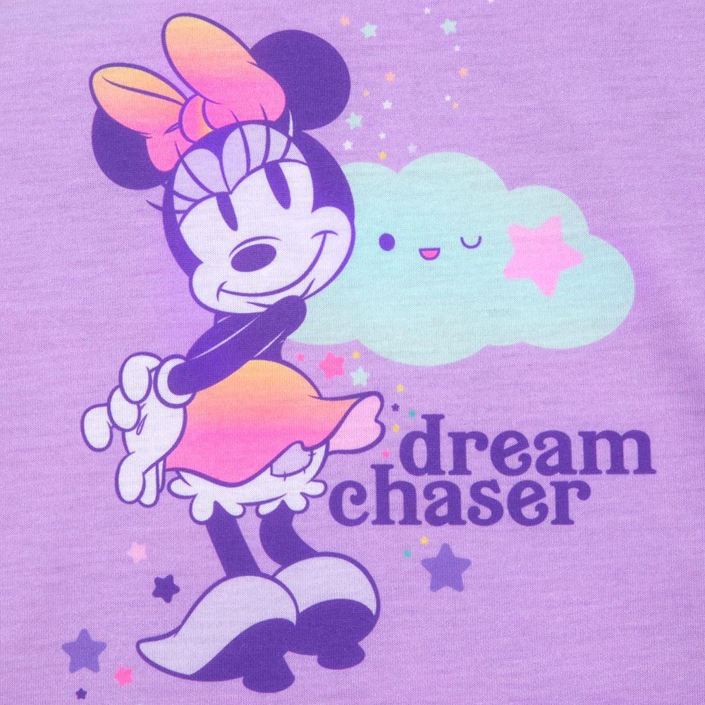 Minnie Mouse Short Sleep Set for Girls