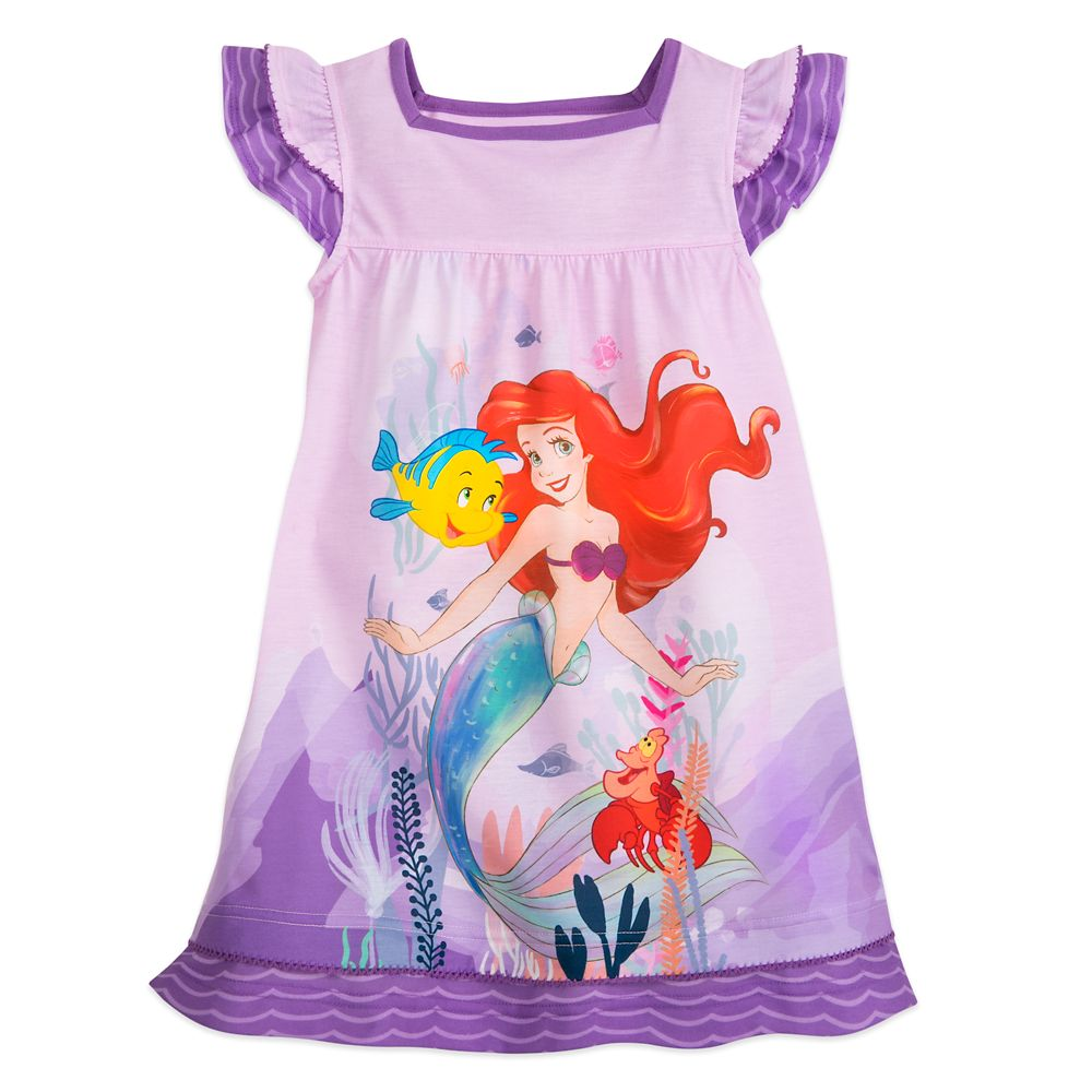 The Little Mermaid Nightshirt for Girls