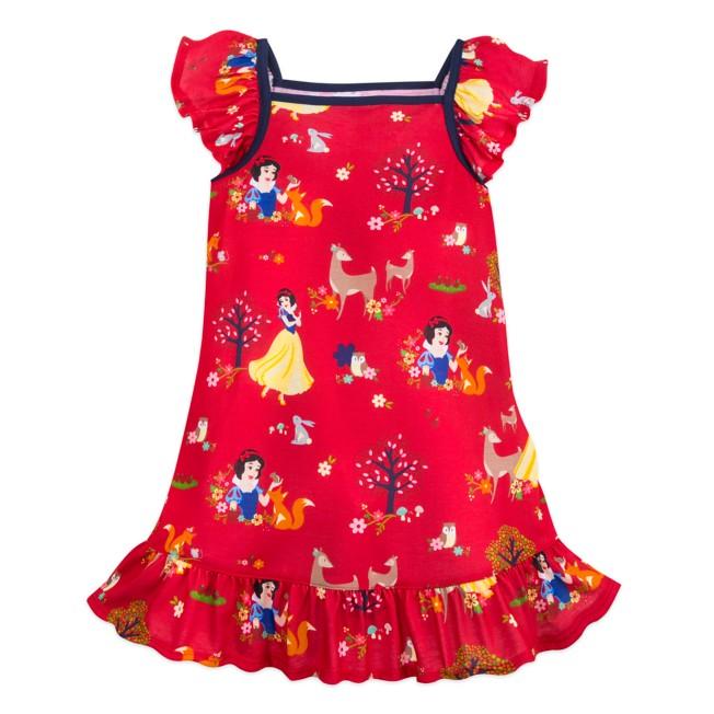Snow White Nightshirt for Girls