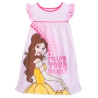 Belle Nightshirt for Girls – Beauty and the Beast