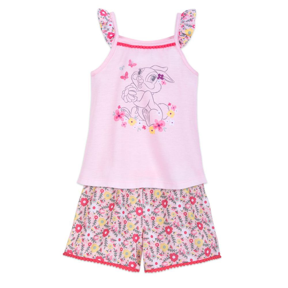 Miss Bunny Short Sleep Set for Girls – Bambi is now available online