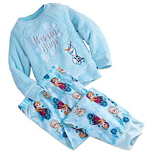 Frozen Sleep Set for Girls