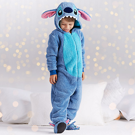 Stitch Costume Sleepwear for Kids