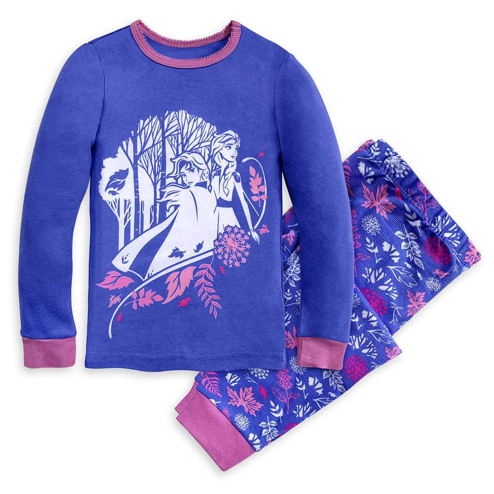 Anna and Elsa PJ PALS for Girls – Frozen 2