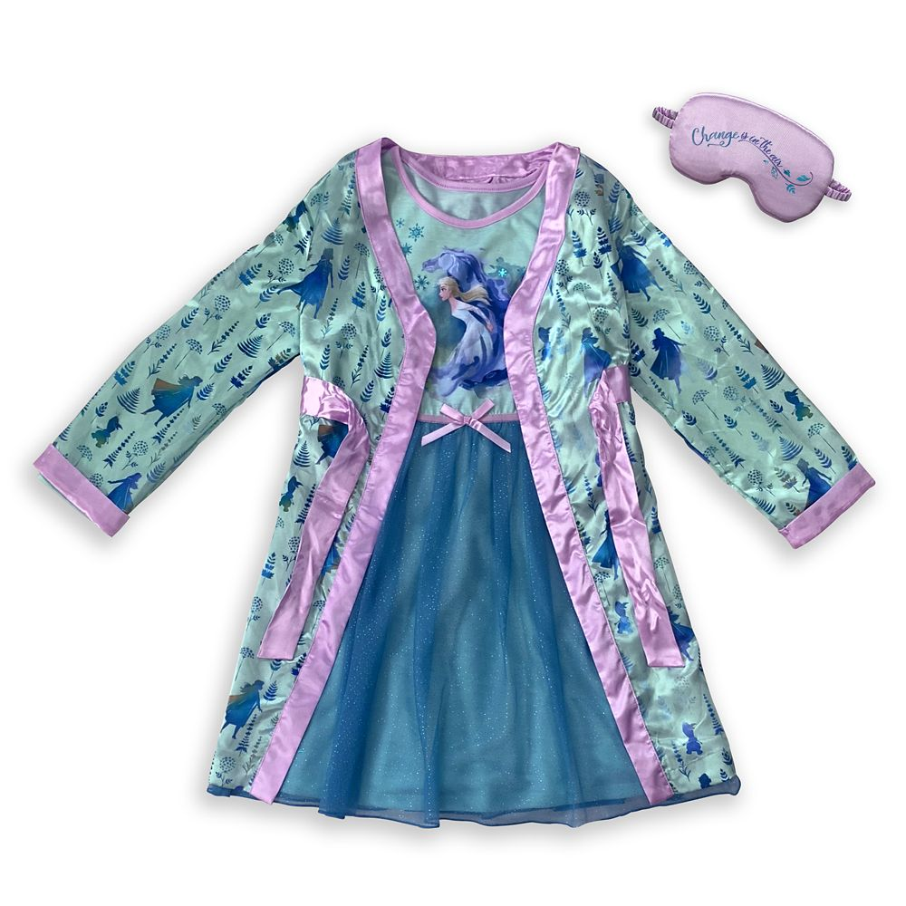 Frozen 2 Deluxe Sleep Set for Girls