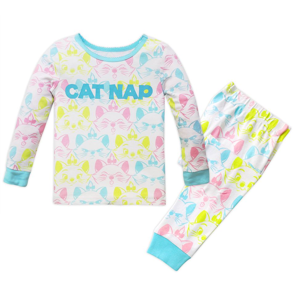 Minin Coco Little Boys Girls Home Clothes Pajamas Set 3-8Y