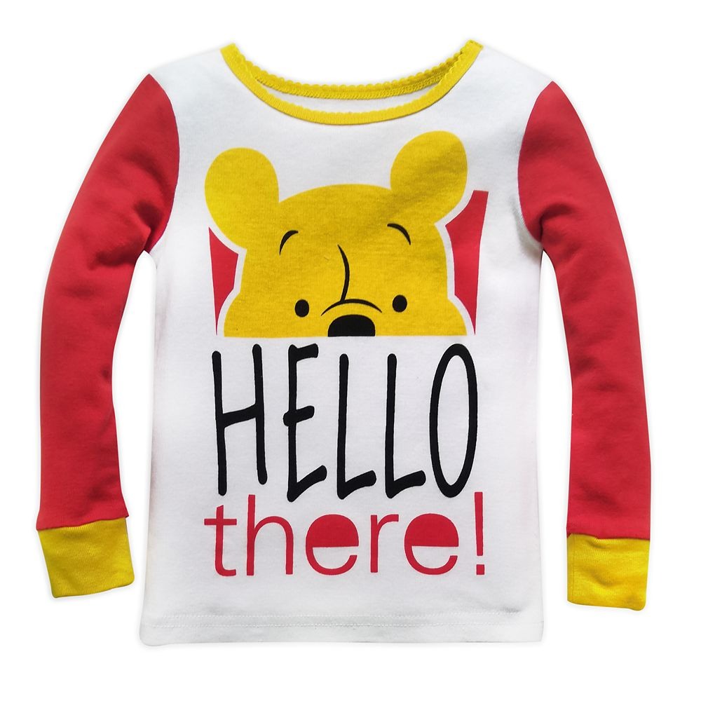 Winnie the Pooh PJ PALS for Girls