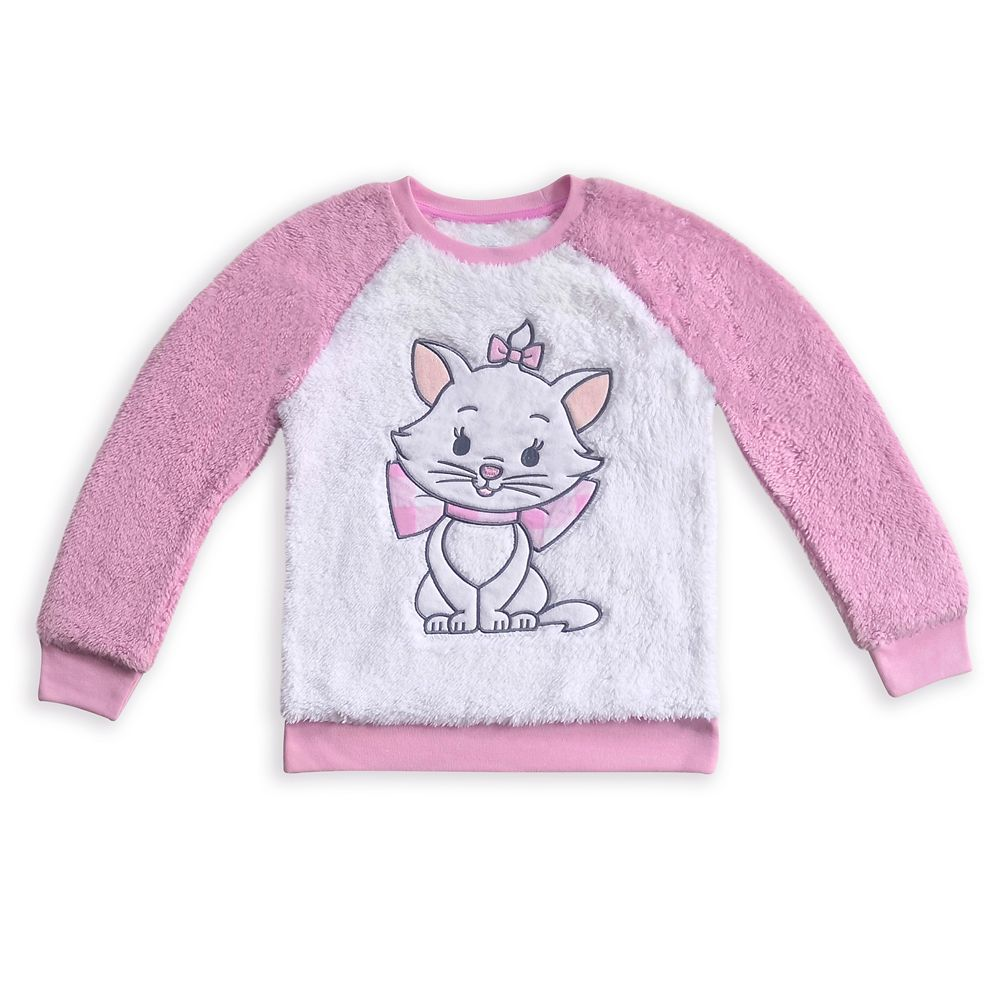 Marie Fleece Pajama Set for Girls – The Aristocats