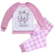 Marie Fleece Pajama Set for Girls – The Aristocats