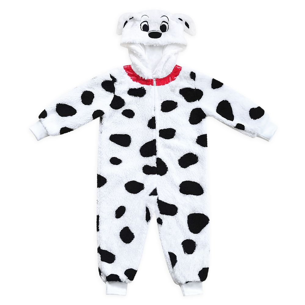 101 Dalmatians Costume Sleeper for Kids