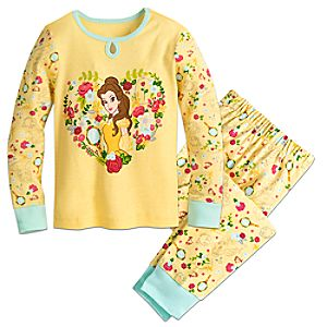 Belle Floral PJ PALS for Girls