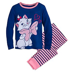 Marie PJ PALS Set for Girls - The Aristocats 4902057392231M