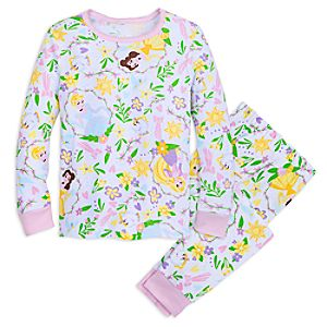 Image of Disney Princess Pajamas Set for Girls