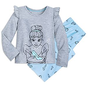 Image of Cinderella Pajama Set for Kids