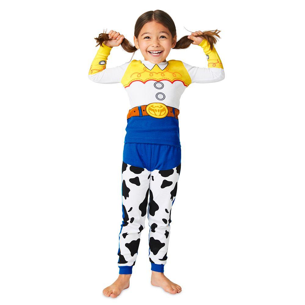 Jessie Costume PJ PALS for Girls