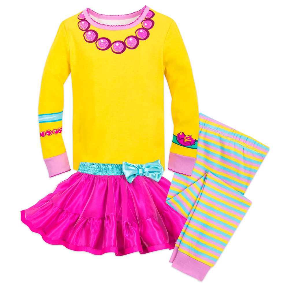 Fancy Nancy Costume PJ PALS for Girls