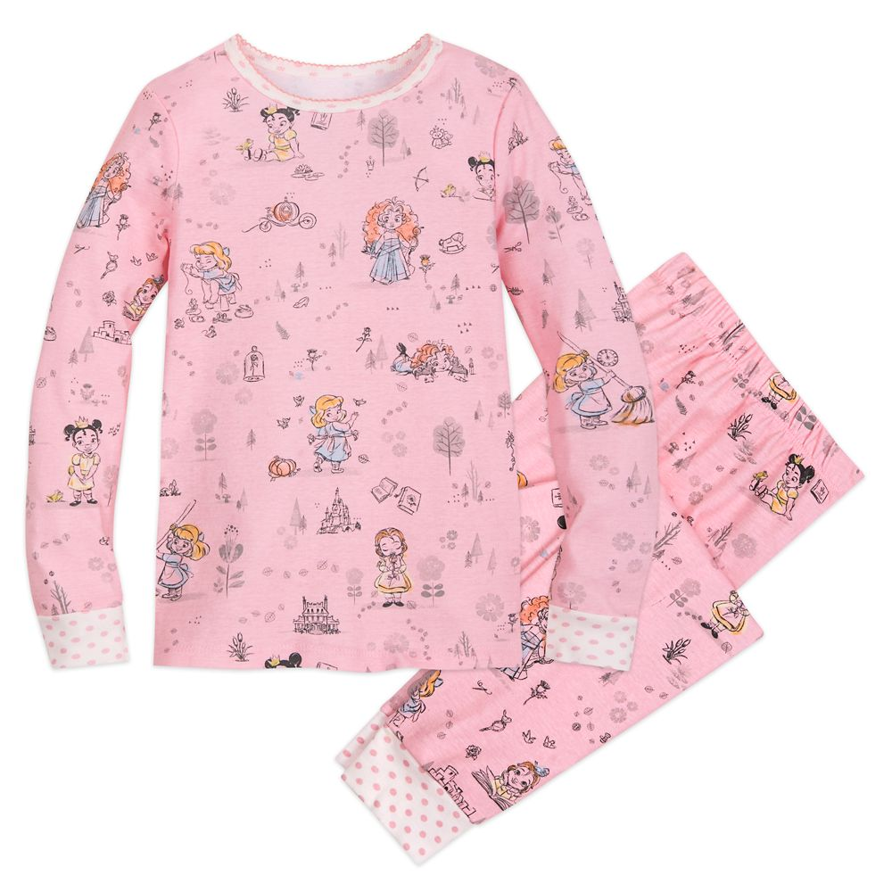 Disney Animators' Collection PJ PALS for Girls
