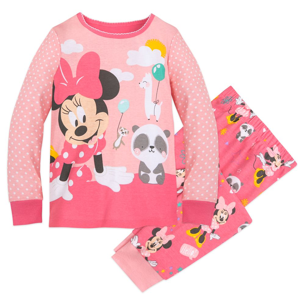 Minnie Mouse and Friends PJ PALS for Girls Official shopDisney