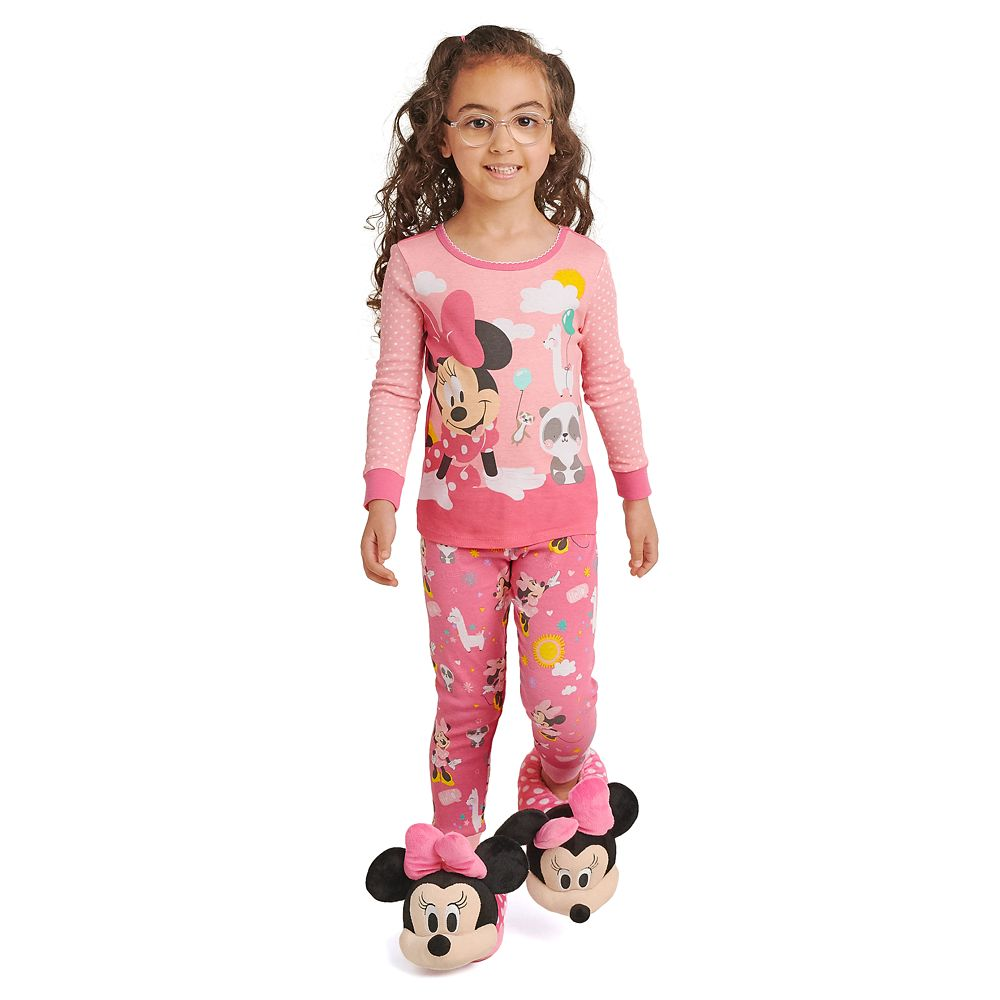 Minnie Mouse and Friends PJ PALS for Girls