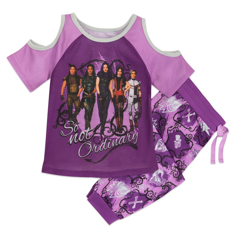 Descendants 3 Sleep Set for Girls