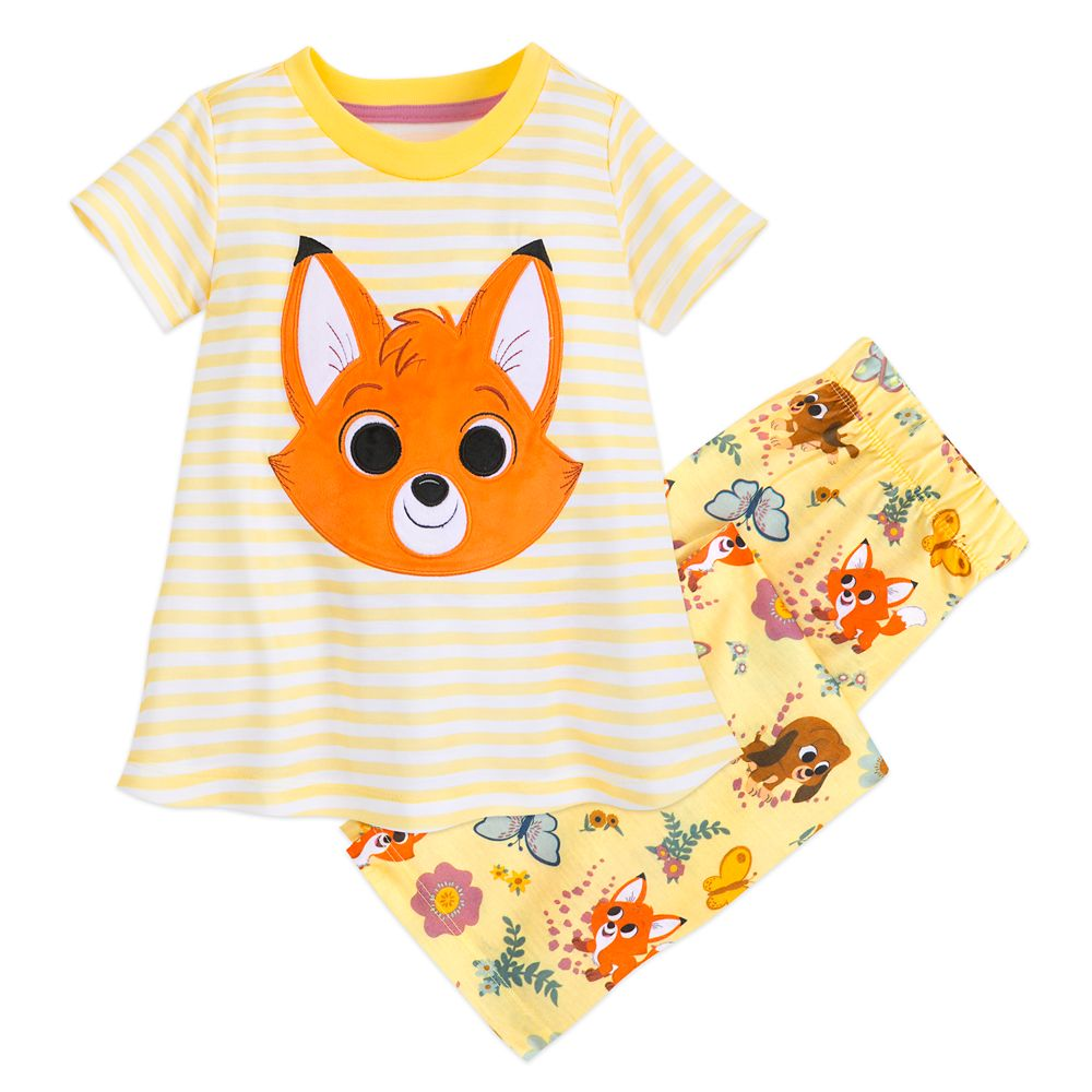 The Fox and the Hound Sleep Set for Girls – Disney Furrytale friends