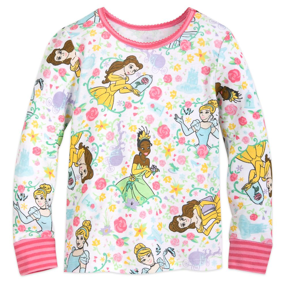 Disney Princess PJ PALS for Girls