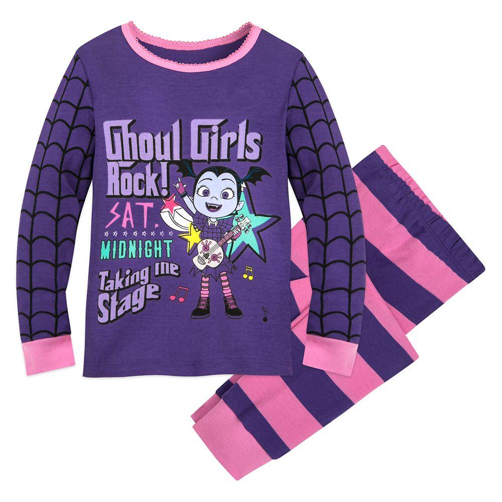 Disney Vampirina Pyjamas Girls Pyjamas Ages 2 to 8 Years