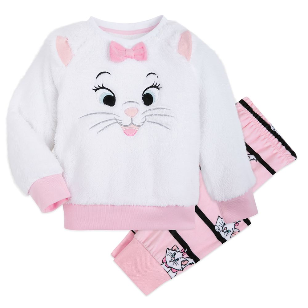 Marie PJ Set for Girls – The Aristocats