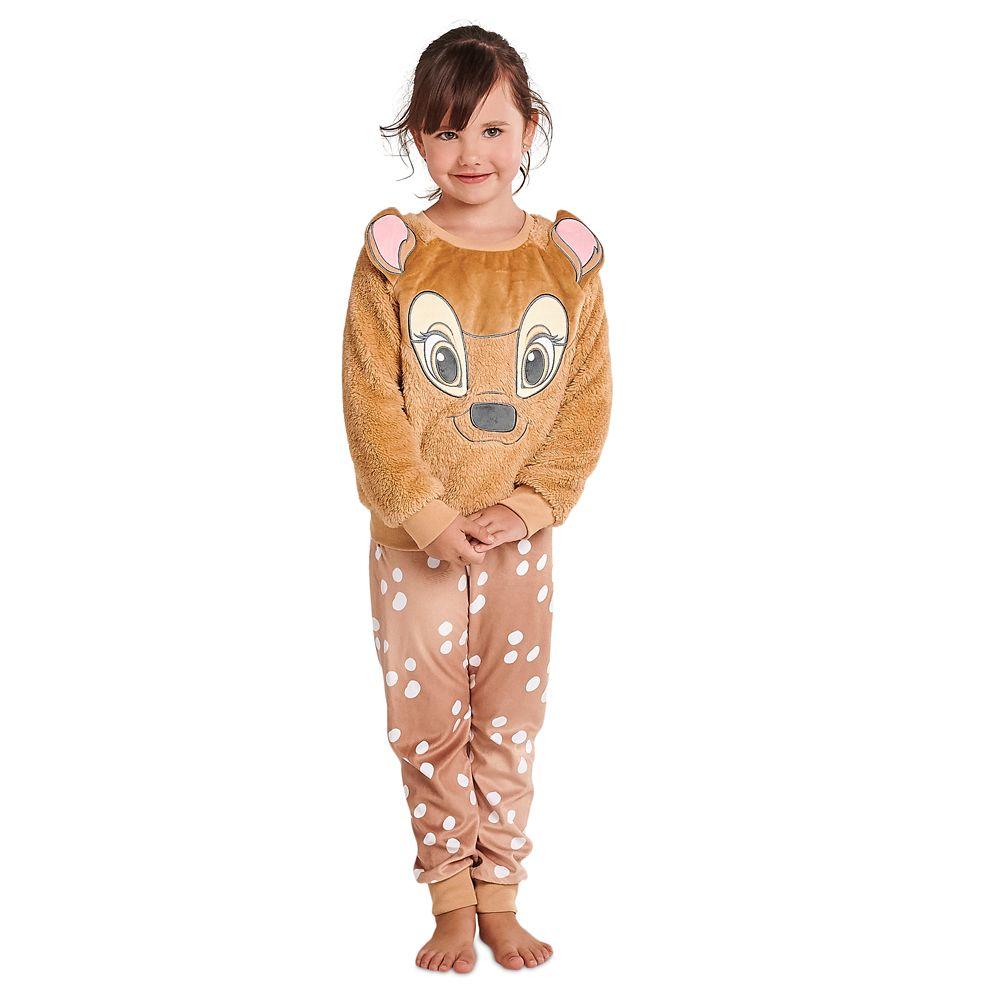 Girls Bing Pajamas Set Sleepwear Nightwear Gift